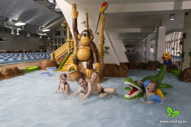 Childrens pool in waterpark.JPG