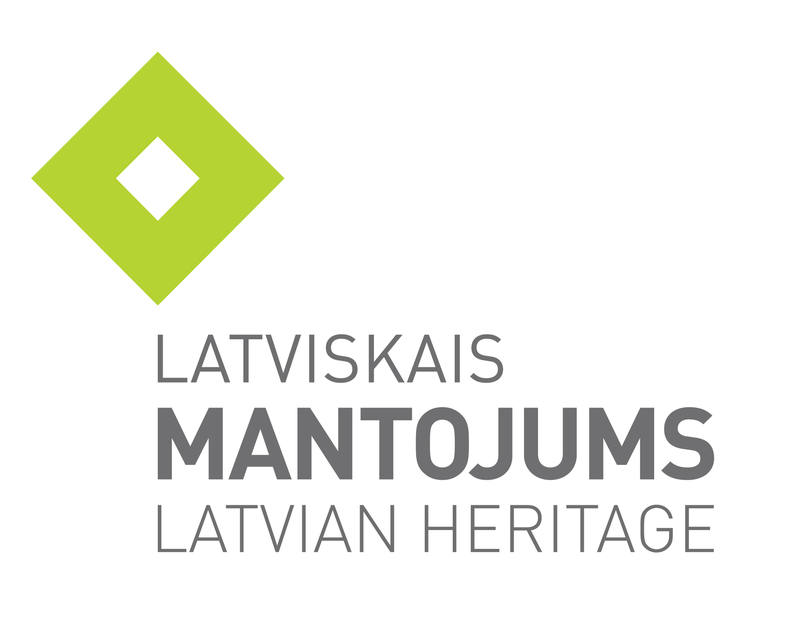 Latvian Heritage logo